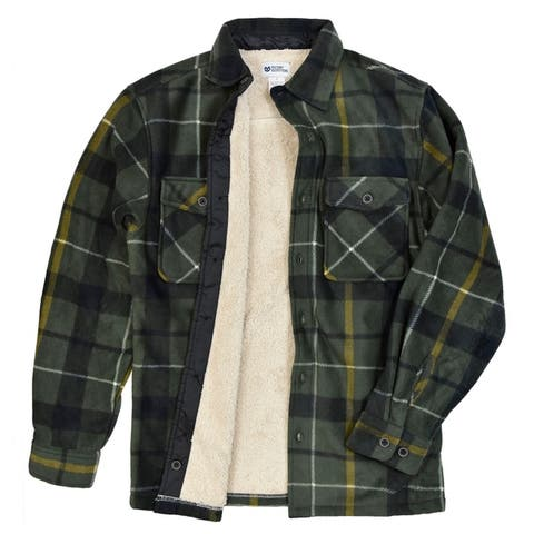 a807b39ab Men's Green Outerwear | Find Great Men's Clothing Deals Shopping at ...
