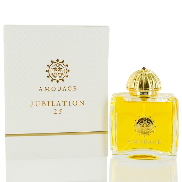 Shop Amouage Jubilation 25 Womens 33 Ounce Eau De Parfum Spray