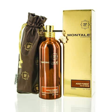 Montale Aoud Forest Unisex 3.3-ounce Eau de Parfum Spray