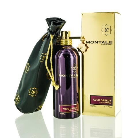 Montale Aoud Greedy Unisex 3.3-ounce Eau de Parfum Spray