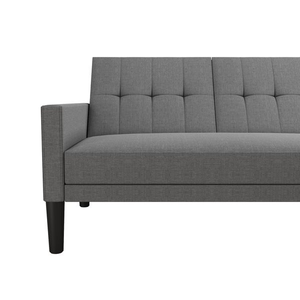Superb Buy Grey Faux Leather Sofas Couches Online At Overstock Machost Co Dining Chair Design Ideas Machostcouk