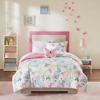 Mi Zone Kids Caroline Pink Complete Bed and Sheet Set