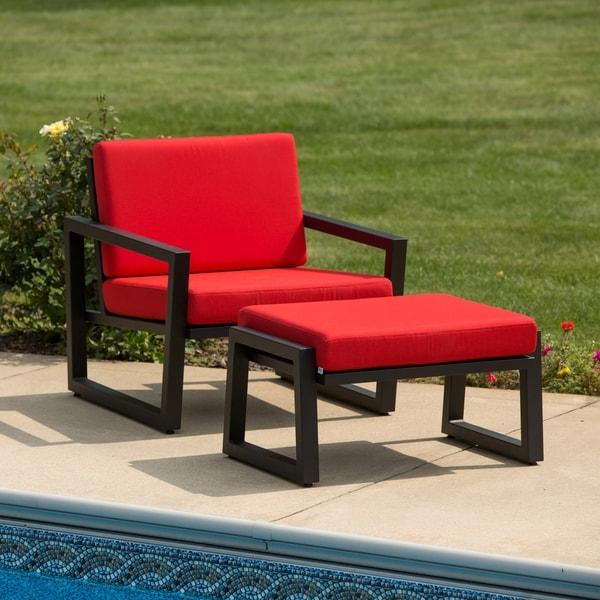 Shop Elan Furniture Vero Outdoor 2 Piece Lounge Set