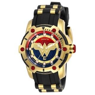 Invicta Women's DC Comics 26834 Gold Watch