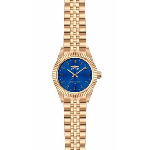 Invicta Women's 29415 'Specialty' Rose-Tone Stainless Steel Watch
