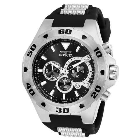 Invicta Men's Pro Diver 24676 Stainless Steel Watch