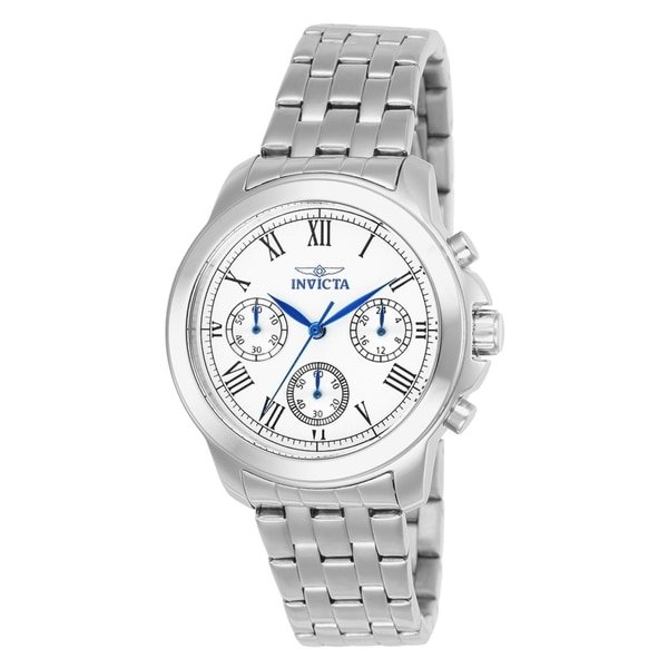 Invicta Women's Specialty 21653 Stainless Steel Watch. Opens flyout.