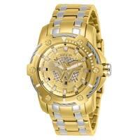 Invicta Women's DC Comics 26840 Gold Watch