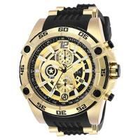 Invicta Men's Marvel 26781 Gold Watch