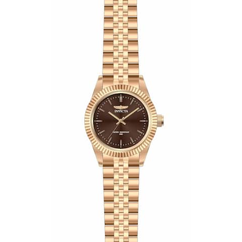 Invicta Women's Specialty 29416 Rose Gold Watch
