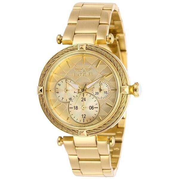 Invicta Women's Bolt 28957 Gold Watch