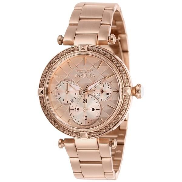 Invicta Women's Bolt 28961 Rose Gold Watch