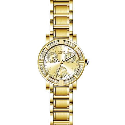 Invicta Women's Angel 29115 Gold Watch