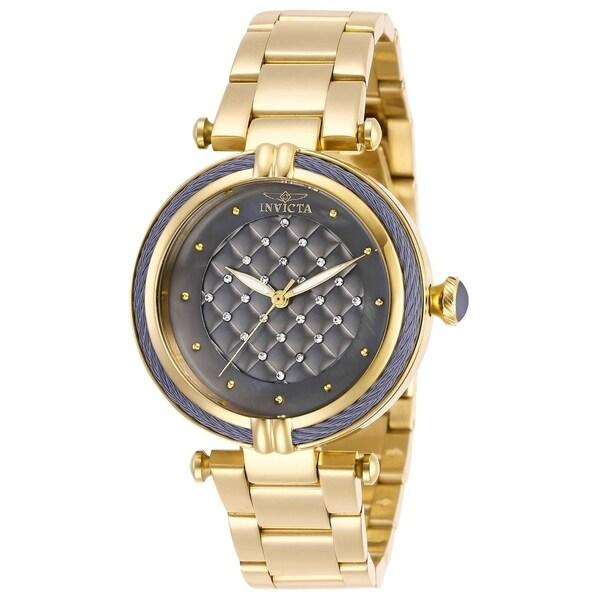 Invicta Women's Bolt 28929 Gold Watch