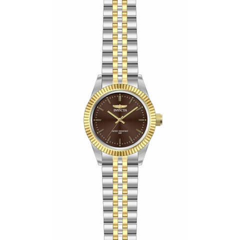 Invicta Women's 29404 'Specialty' Stainless Steel Watch
