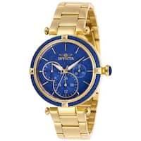 Invicta Women's Bolt 28959 Gold Watch