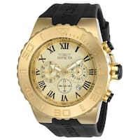 Invicta Men's Pro Diver 24844 Gold Watch