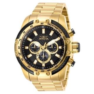 Invicta Men's Speedway 28658 Gold Watch
