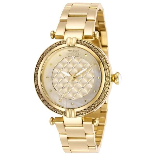Invicta Women's Bolt 28927 Gold Watch