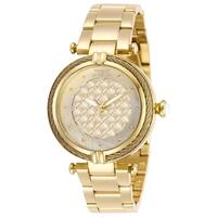 Invicta Women's Bolt 28927 Gold Watch