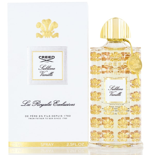 Shop Creed Sublime Vanille Unisex 25 Ounce Eau De Parfum Spray