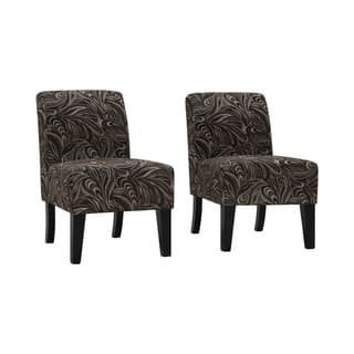 Black Striped Living Room Chairs Online At Our Best Furniture Deals
