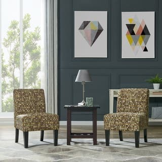 Buy Striped, Transitional Living Room Chairs Online at ...