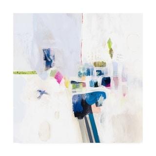 Victoria Borges 'Boardwalk Taffy IV' Canvas Art