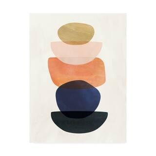 Carson Carrington Victoria Borges 'Mod Pods II' Canvas Art