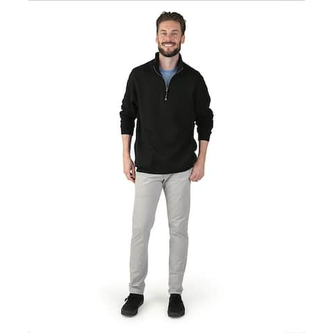 Charles River Men's Quarter Zip Sweatshirt