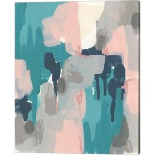 June Erica Vess 'Sky Song III' Canvas Art