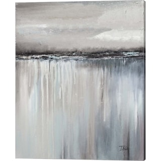 Patricia Pinto 'Muted Paysage I' Canvas Art