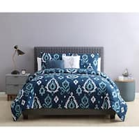 Copper Grove Fanipol Damask Comforter Set