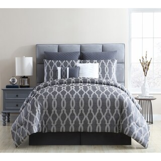 VCNY Home Brandy Trellis Comforter Set