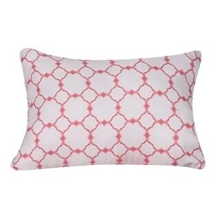 Lorraine Printed 12X18 Decorative Throw Pillow