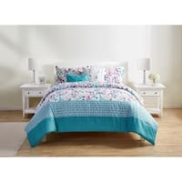 Copper Grove Dubrovno Floral Comforter Set
