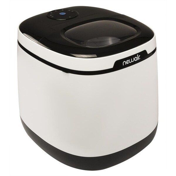 NewAir AI-250W 50 lb. Portable Countertop Ice Maker