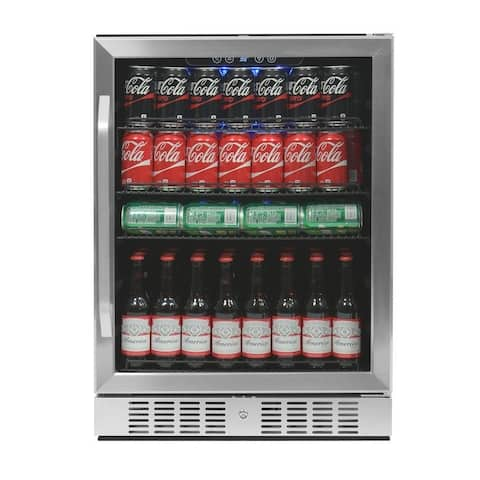 NewAir ABR-1770 177 Can Deluxe Beverage Cooler