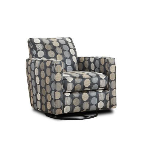 402-G Magnitude Steel Swivel Glider Chair