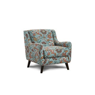 Copper Grove Lom Floral Accent Chair