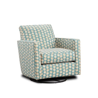 Copper Grove Karlovo Swivel Glider Chair
