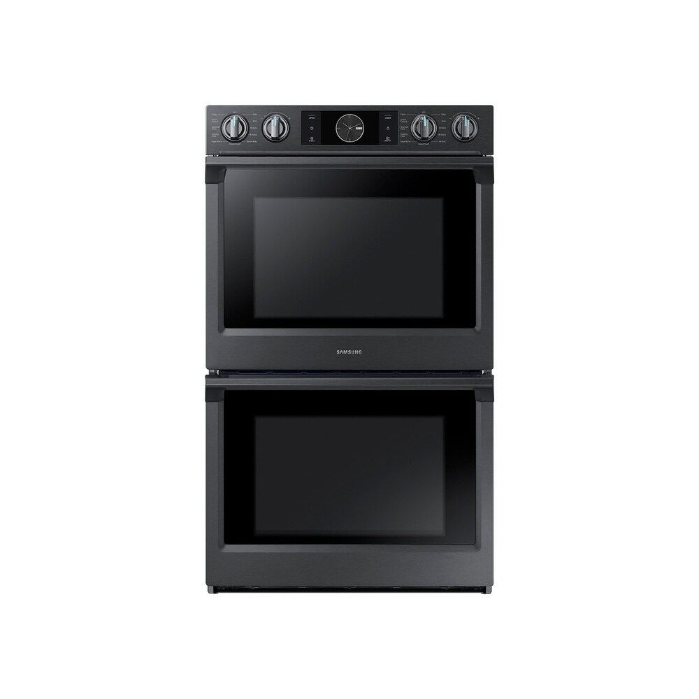 """Samsung  30"""" Double Wall Oven with Flex Duo (Stainless Steel)"""