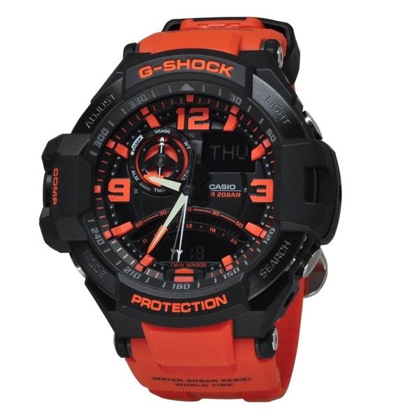 Casio GA1000-4A G-Shock Black Dial Watch. Opens flyout.