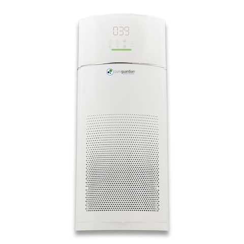 AC9400W Air Purifier console with HEPA filter with Air Quality Sensor