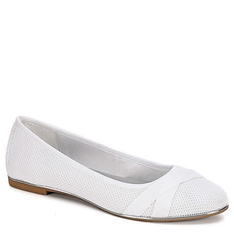 0c911cc4e Buy White Women's Flats Online at Overstock | Our Best Women's Shoes ...