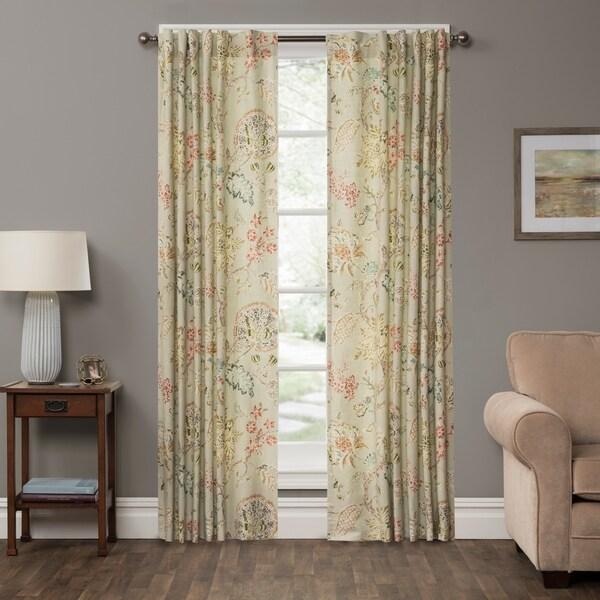 Shop P Kaufmann Home Retreat Jacobean Curtain Panel 84