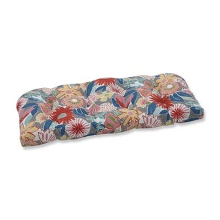 Catching Rays Poppy Wicker Loveseat Cushion