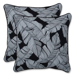 Carano Shadow 16.5-inch Throw Pillow (Set of 2)
