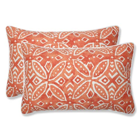 Merida Pimento Rectangular Throw Pillow (Set of 2)