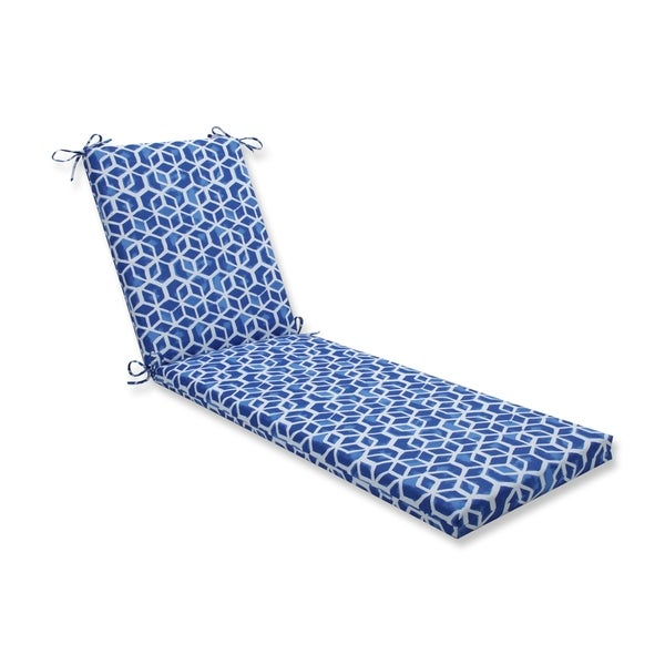 Celtic Geometric Chaise Lounge Cushion 80x23x3